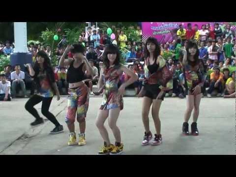บุรีรัมย์พิทยาคม_cover dance_ [HD]