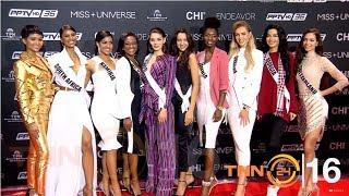 Miss Universe 2018 - Interview Press/Media มิสยูนิเวิร์สรอบให้สัมภาษณ์สื่อมวลชน