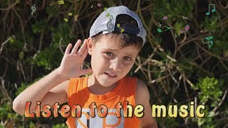 Clap Your Hands Song for Kids by Fidget Ed