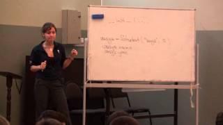 Лекция 4 | Python | Екатерина Тузова | CSC | Лекториум