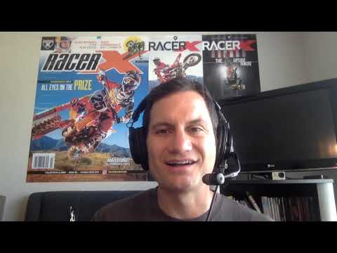 Exhaust Podcast: Webb's Takeover & the Future for Tomac and Roczen