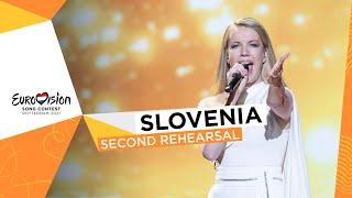 Ana Soklič - Amen - Second Rehearsal - Slovenia 🇸🇮 - Eurovision 2021