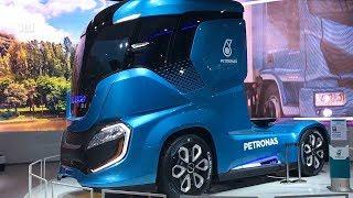 10 Camiones que cambiarán el futuro del transporte