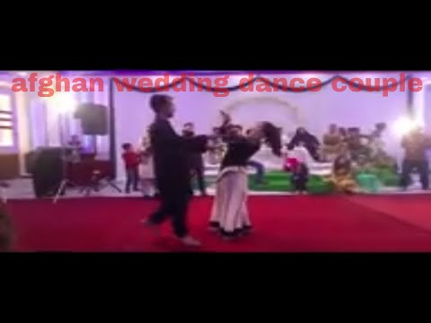 beautiful afghan girl wedding  dancing