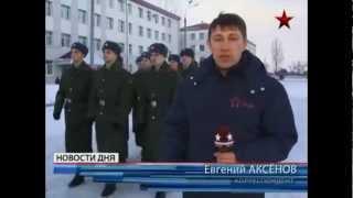 "Юра Карапетян Телеканал Звезда! О клипе ""про армию"""