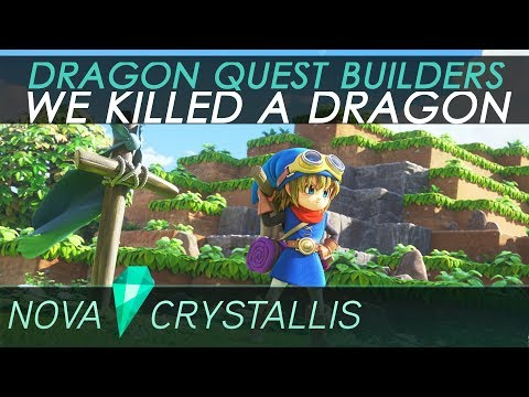Download Youtube: Dragon Quest Builders (PS4) We killed a Dragon Quest Dragon...