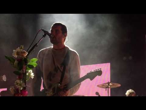 Jesse Lacey stops the show during Millstone Las Vegas 11/1/16