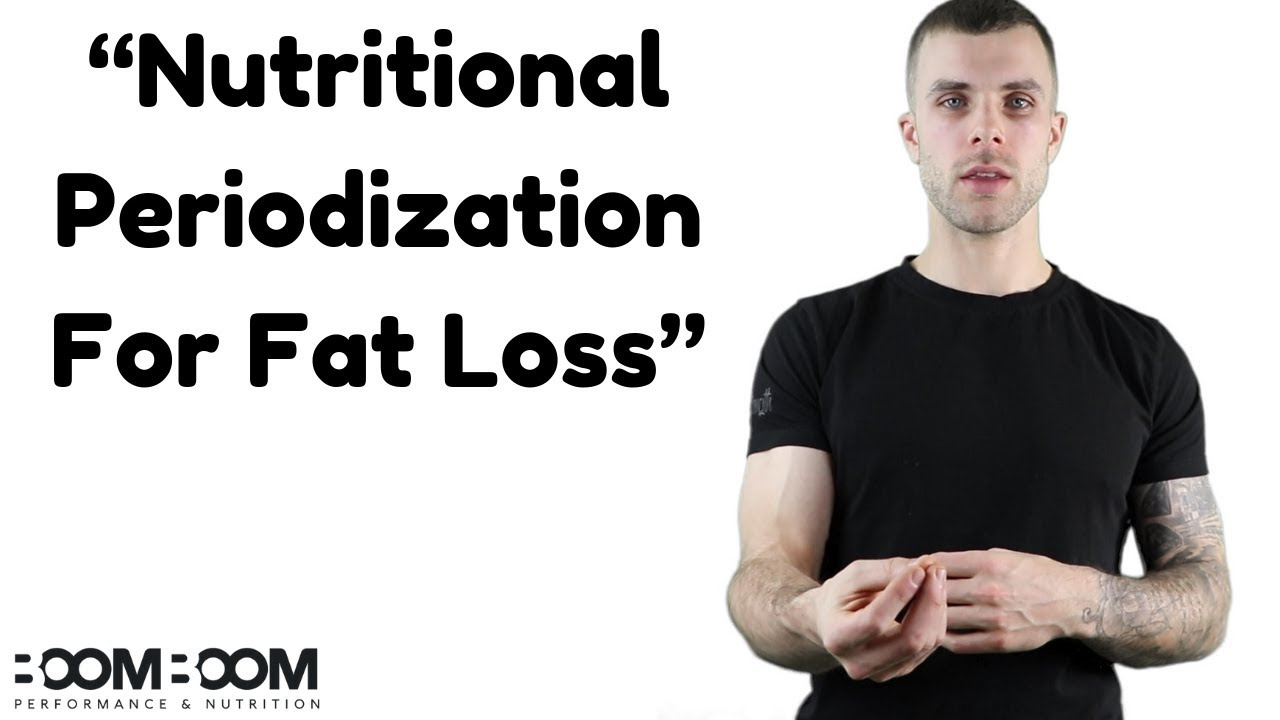 Nutritional Periodization For Fat Loss (Long-Term Diet Strategy)