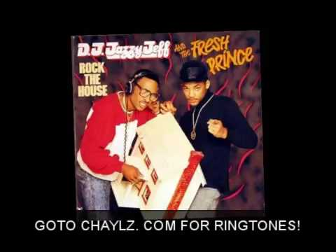 DJ Jazzy Jeff and the Fresh Prince - The Things That U Do - http://www.Chaylz.com