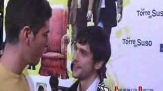 Entrevista Alejo Sauras - 'La Torre de Suso' - 14-11-2007