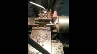 Изготовление шпильки М10, за 3 минуты.(, 2015-11-11T20:40:28.000Z)