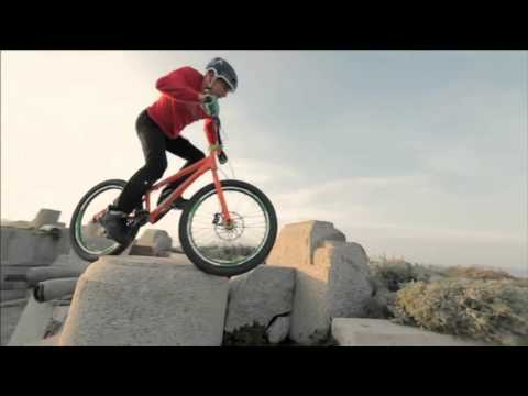 Danny Macaskill in San Francisco HD
