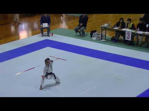Enpi by Mahiro @ 2017 JKA Niigata Championship 協会新潟県大会