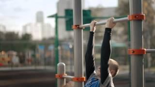 Подготовка к трюкам на турнике. Подтягивания | Школа трюков на турнике #2(Все уроки Школы трюков на турнике
