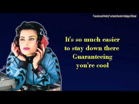 Nelly Furtado (Karaoke) ... On The Radio (Remember The Days)