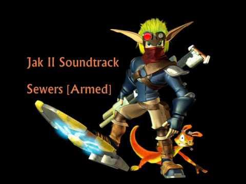 Jak II Soundtrack - Sewers [Armed]