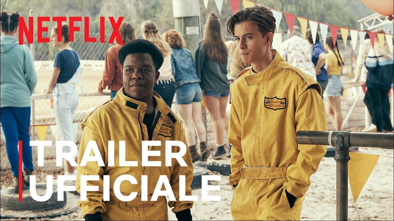 GO-KART | Trailer ufficiale | Netflix