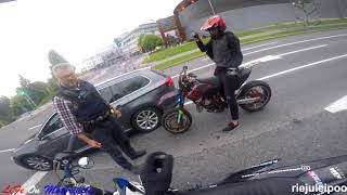 POLICE vs  BIKERS 2018 Police Chase, Getaway & Pullovers! 2019 [Ep #85]