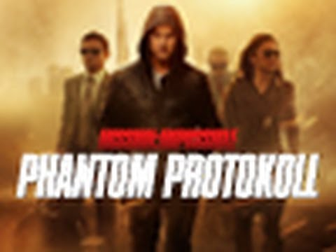 Mission: Impossible - Phantom Protokoll - Trailer 1