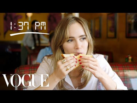 How Model Suki Waterhouse Gets Runway Ready  Diary of a Model  Vogue
