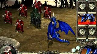 Let's Play Disciples II - Undead 71 - Becoming the Dragon