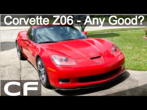 My Terrible Corvette Z06 Review - Best bang for your buck? (2007 C6)