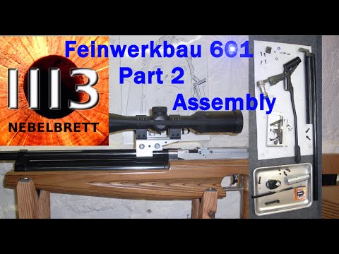 FWB 601 Part 2 Assembling