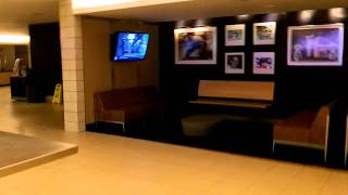 DELTA SKY BOX YANKEE STADIUM WALK THROUGH
