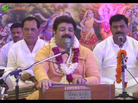 Bhaiya Krishan Das Ji, Bhajan Sandhya In Shalimar Bagh, (Delhi), 14-09-16