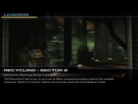 [PC] Doom 3 Walkthrough Part 13 - Recycling