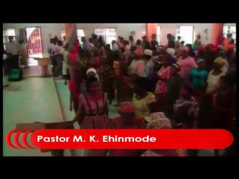 C.A.C. Warri DCC Live Stream - Easter Monday Service (17th April, 2017)