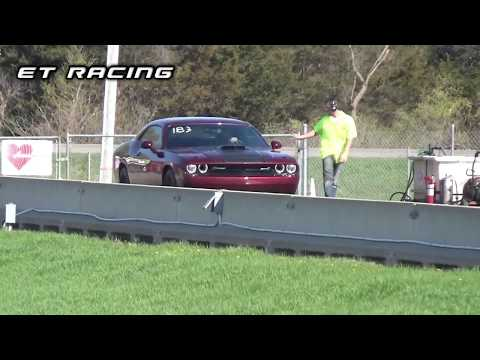 Challenger Scatpack 6sp! First trip to the track in 2019!