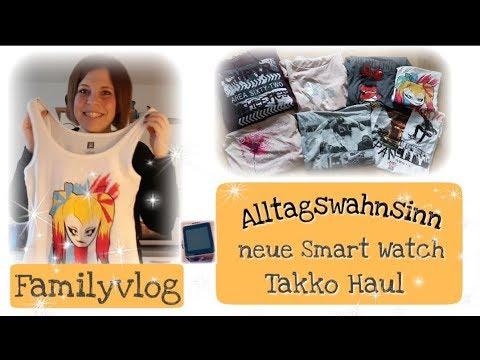 Familyvlog 💗 | Takko Haul -50% | Smart Watch 📲| Tamii's Life