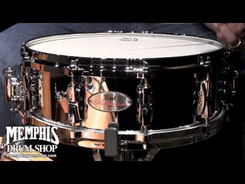 Pearl 14 x 5 Reference Cast Steel Snare Drum