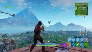 Fortnite Battle Royale | Playground taken from friend's honor