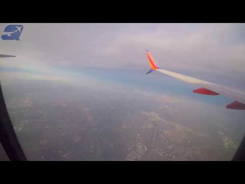 FULL FLIGHT  | Southwest Airlines - 737 700 - Sacramento (SMF) to San Diego (SAN)