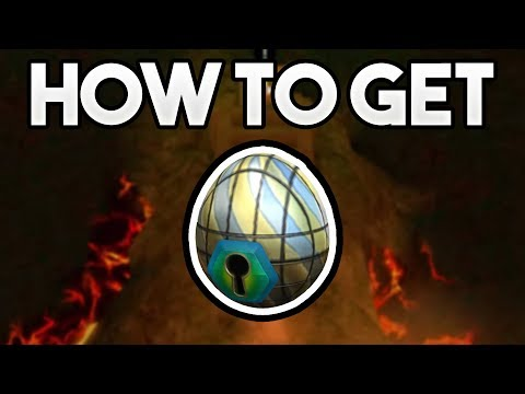 HOW TO GET THE STAINED GLASS EGG! | ROBLOX: 2018 Egg Hunt