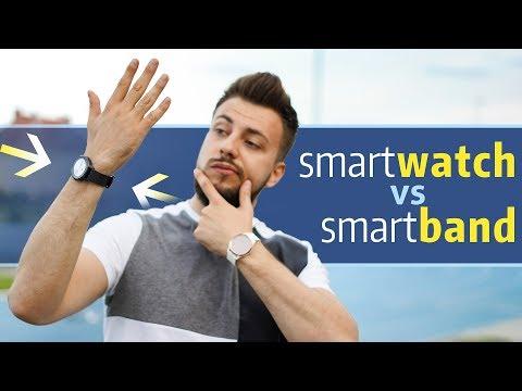 Smartwatch Czy Smartband – Co Lepsze? 🧐