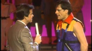 Dick Clark Interviews KC- American Bandstand 1984
