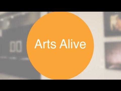 Arts Alive: Art - Episode 28 | Bay TV Liverpool