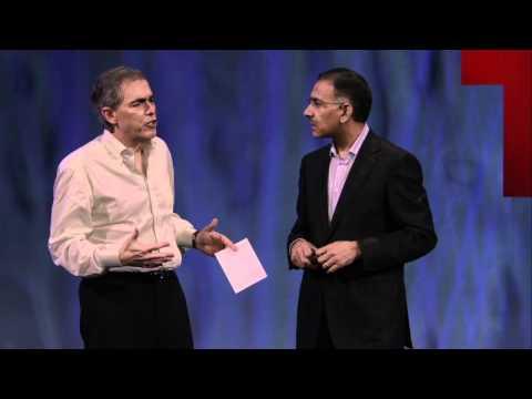 Mehmood Khan - Q&A at TEDMED 2011