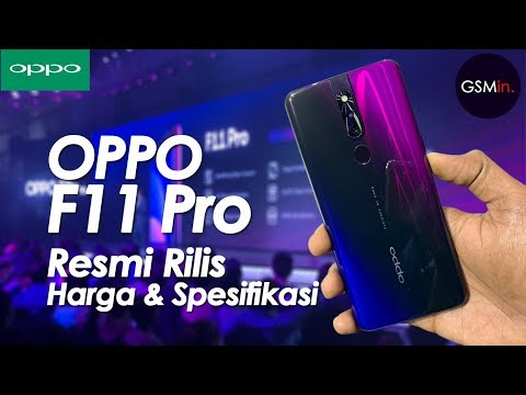 OPPO F11 PRO | Lebih Baik Dari Vivo V15 Pro ???