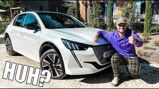 BRAND NEW 2020 PEUGEOT 208 & e-208 | FIRST DRIVE