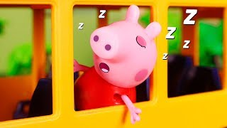 Peppa Pig Toys 🐷 We have fun with Peppa Pig! 😄
