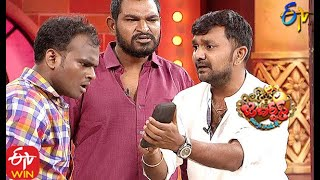 Venky Monkies Performance | Jabardasth | 15th October  2020  | ETV Telugu