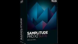 Introduction to Samplitude ProX2, Pro X2 Suites and Sequoia 13