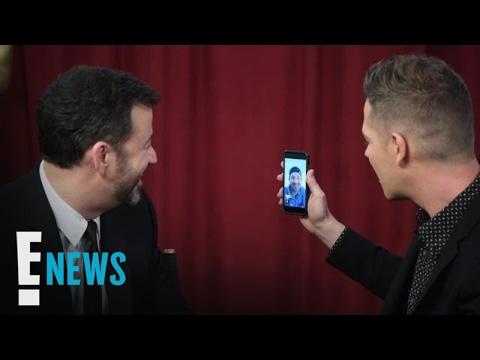 Tony Romo Gives Jimmy Kimmel Oscars Advice   E! News