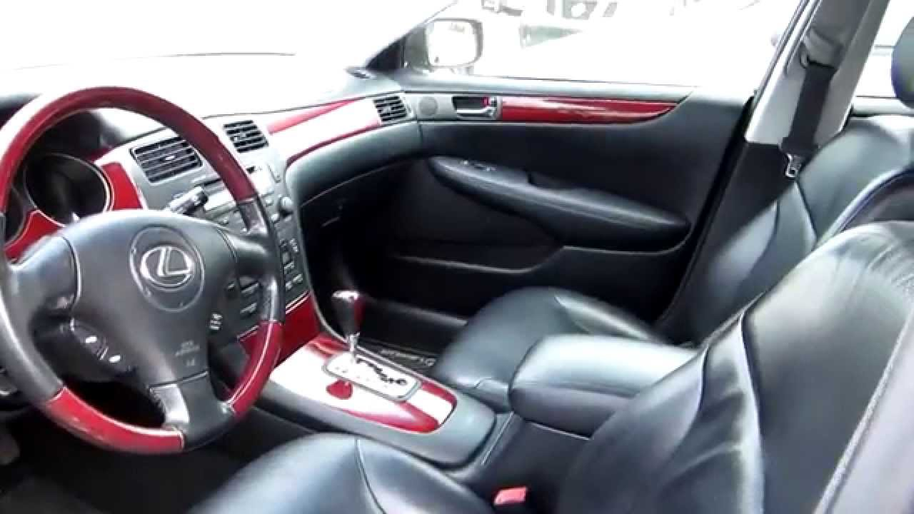 2003 Lexus ES300 Startup, Engine, Tour U0026 Overview   YouTube