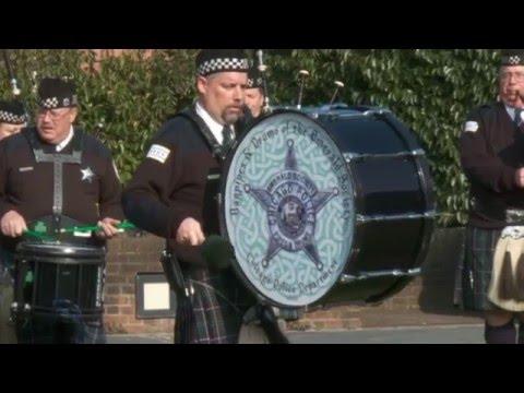 On Raglan Road - Bagpipes (Great Version)