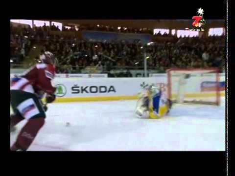 Dinamo Riga - Atlant Mitischi 6:5 OT from YouTube · Duration:  2 minutes 59 seconds